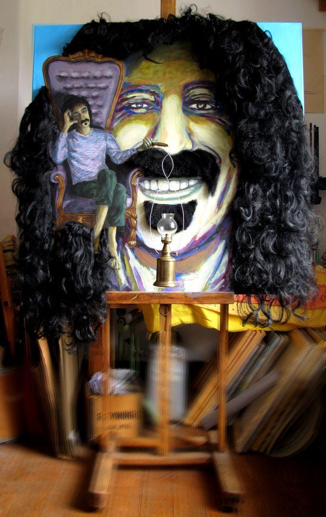 Zappa face