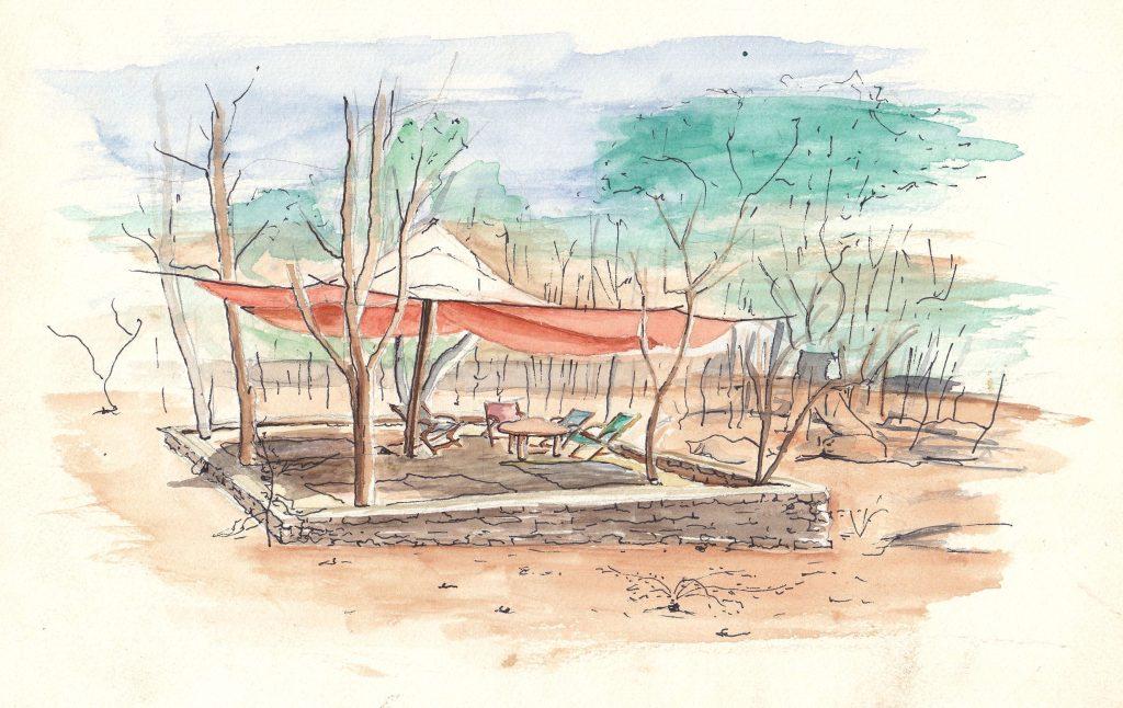 Kangaba Terrasse