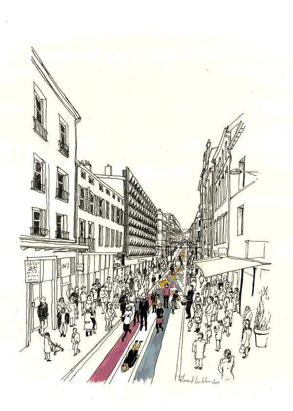 Les impromptus rue des Ponts